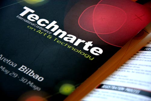The call for papers for Technarte 2015 is open