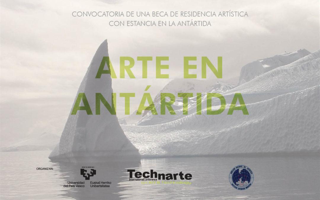 Art in Antarctica