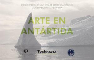 Arte en Antártida