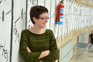 The artist Teresa Jareño will compose a soundtrack for Antarctica