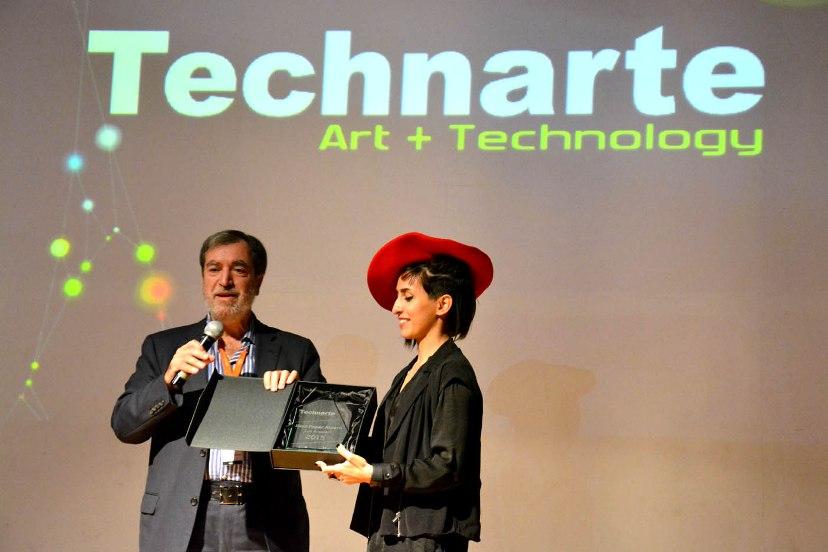 Technarte conquers Los Angeles