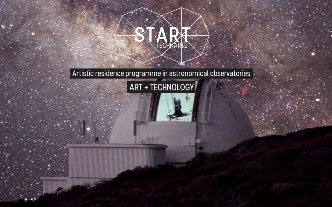 Art and technology to create a work in direct connection with the science of Astronomy