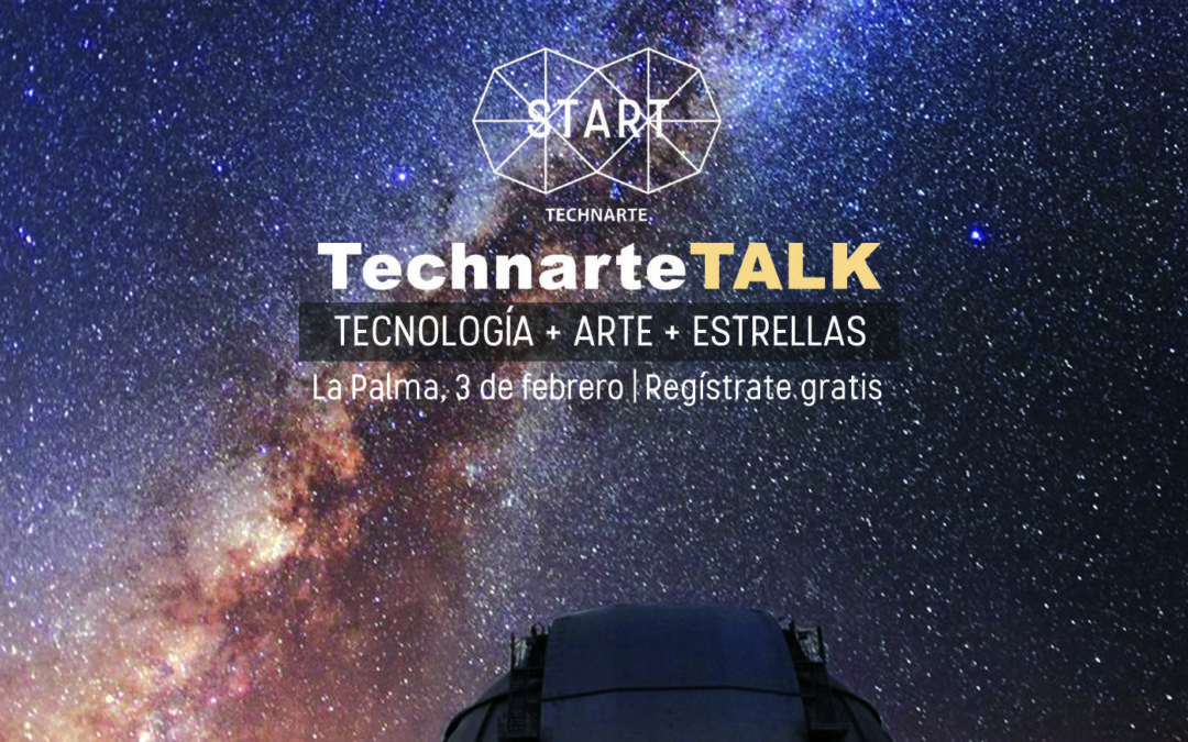 Technarte Talk La Palma